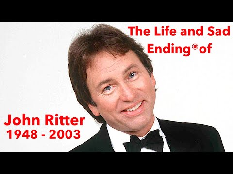 The Life and Sad Ending of John Ritter