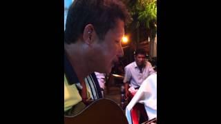 """Clip  """" Xăng Tăng Giá """" - Guitar RobinLoc - NhaTrangClub"""