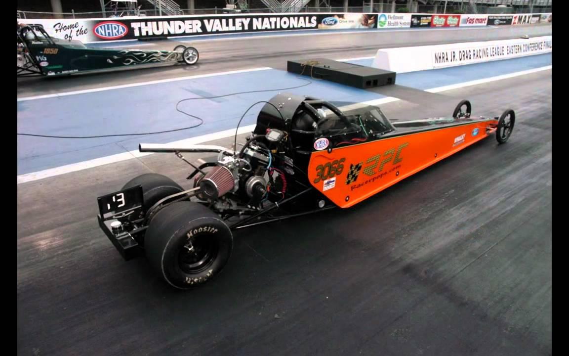 2010 NHRA Jr Drag Racing League Eastern Conference Finals-- Race ...