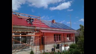 Автономное электроснабжение дома в с. Холодная Балка одесской обл.(, 2016-05-02T16:52:40.000Z)