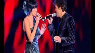 Download Luca Barbarossa e Raquel del Rosario - Fino in fondo - Sanremo 2011 MP3 song and Music Video