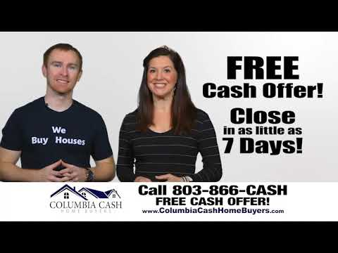 Need to sell a House Fast? Want a Cash Buyer for your home? Columbia Cash Home Buyers can buy FAST!