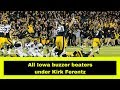 All Iowa Football Buzzer Beaters Under Kirk Ferentz mp3