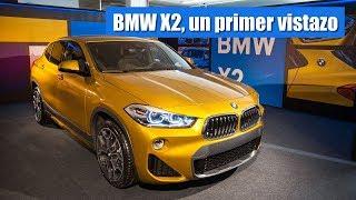 BMW X2 | Primer contacto | Review en español por Motor.es