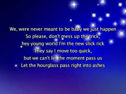 Keri Hilson ft. Kanye West ft. Ne Yo - Knock You Down [with lyrics]