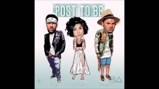 Omarion - Post To Be [Clean] (feat. Chris Brown & Jhene Aiko)