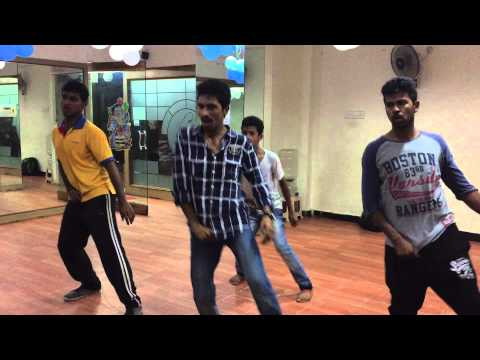 Charusheela by sandeep steps dance academy