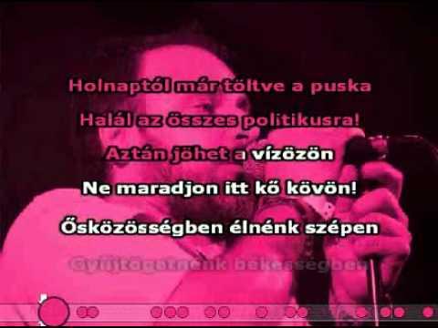 Rózsaszín Pittbull - Halál az összes politikusra! KARAOKE