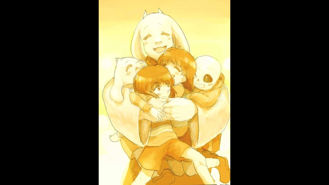 Undertale (sans,papy,chara,asriel and frisk) by Amybloger on ...