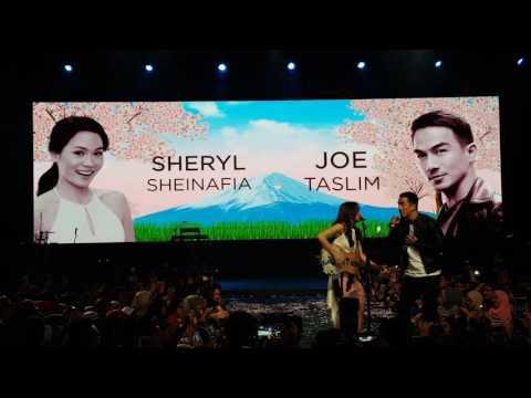 "Sheryl Sheinafia feat Joe Taslim - ""Like I'm Gonna Lose You"" (Meghan Trainor & John Legend cover)"