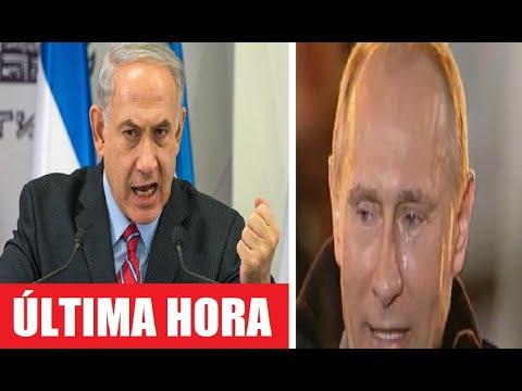 Inesperado Ataque De Israel A Rusia Tras Los Ataques Rusos A Bases Aliadas Hace Temer Lo Peor.