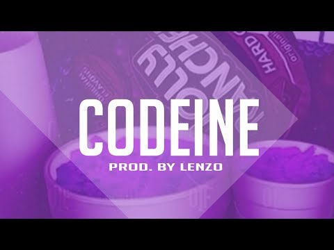 Codeine ✖ Deep Trap Beat Instrumental ✖ [FREE] (Prod. by Lenzo)