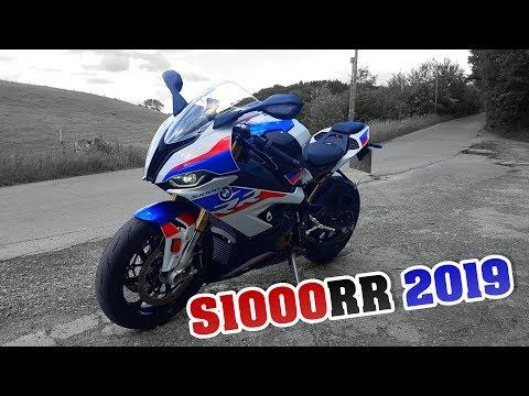 Neue S1000 RR 2019 gefahren :)
