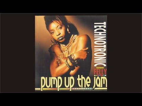 Pump Up The Jam THE ALBUM - Technotronic (1990) Full Album
