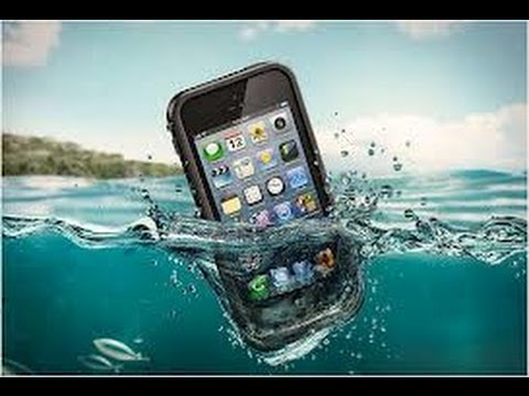 new arrival f553d 42d0c LifeProof Frē Case iPhone 5 Water TEST-- UNDERWATER TEST!!!!!!!!!
