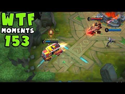 Follow Me Aldous! LOL - Mobile Legends WTF Moments Funny Moments Episode 153