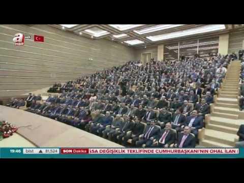 Recep Tayyip Erdoğan - Şu yeryüzü Er Meydanı