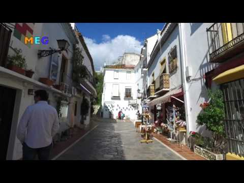 Marbella Old Town Walk