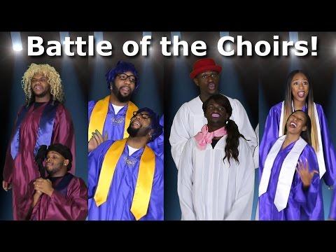 Battle of the Choirs! @TheKingOfWeird