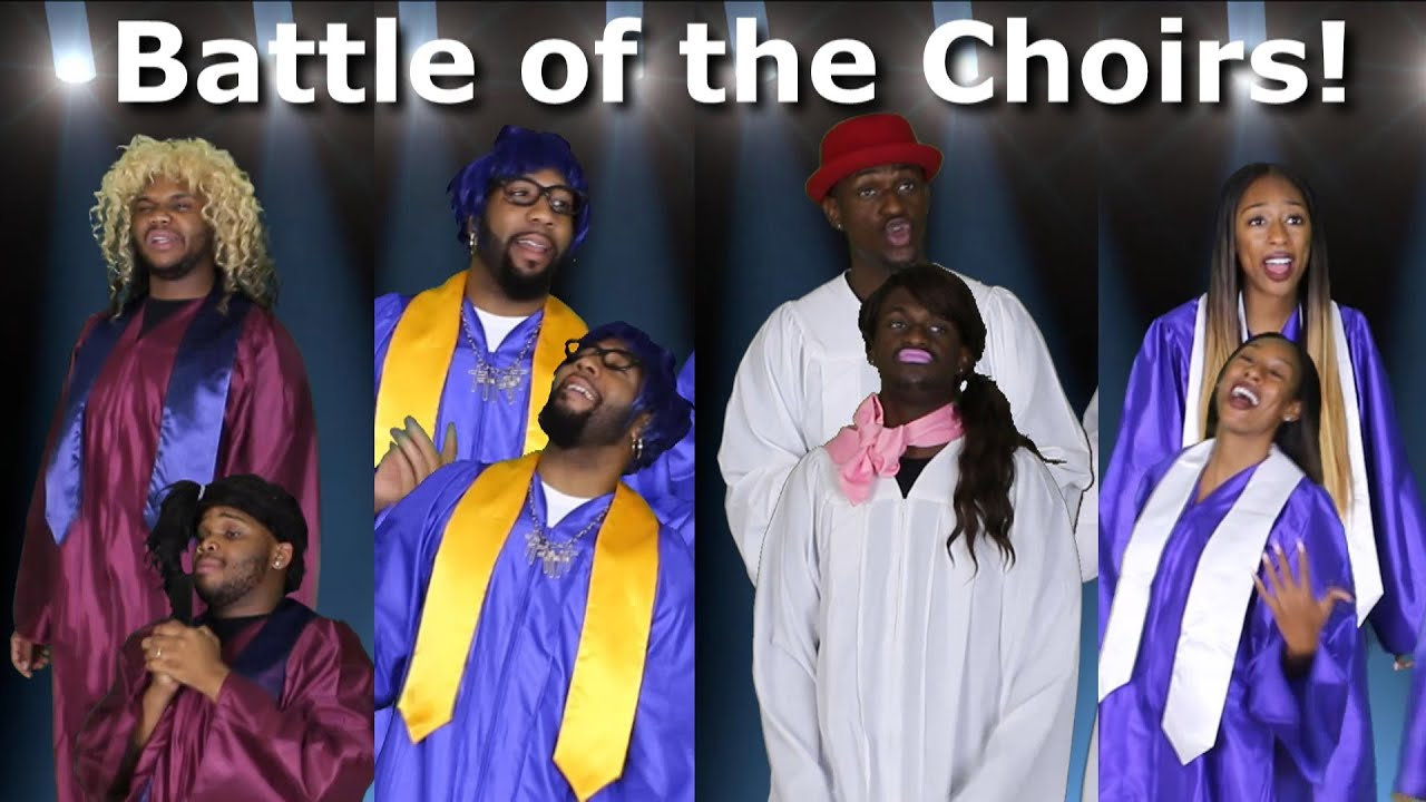 Download Battle of the Choirs!   Random Structure TV