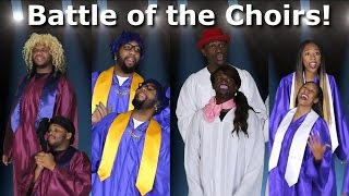 Battle of the Choirs! @TheKingOfWeird