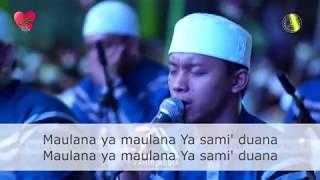 Download Lagu Maulana Ya Maulana + Lirik Azzahir Terbaru Juli 2018 mp3