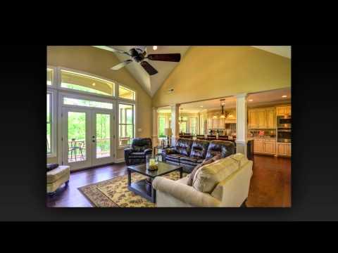 Home Builder Spartanburg and Greenville - Donald Gardner Butler RidgePlan
