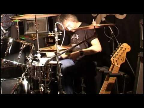 Man - Bob Richards Bananas Drum Solo