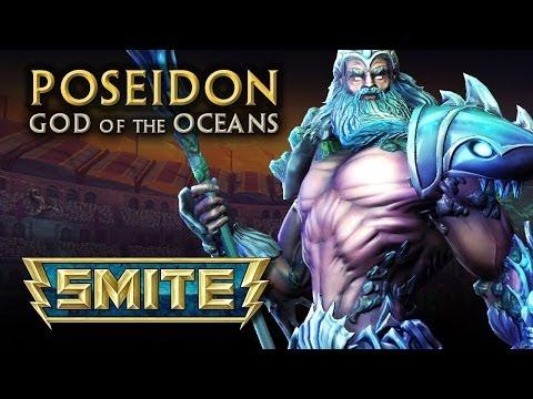 видео: Обзор/Смотр игры smite. Гайд poseidongod of the oceans (Посейдон)