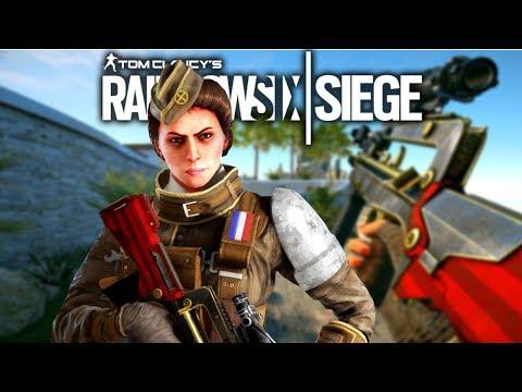 GEISEL VERBARRIKADIERT - Rainbow Six Siege [German/HD]