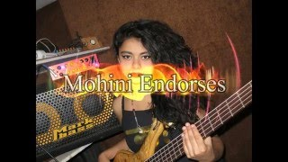 MARKBASS & MAYONES-DEMO BY MOHINI DEY