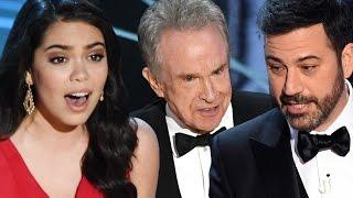 7 Mejores Momentos de los Oscars 2017-