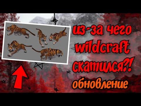 Почему вайлдд скатился!? || Теории по обновлению Wildcraft || добавят тигра??
