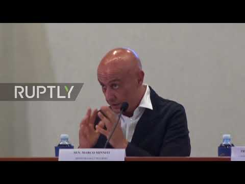 Italy: Minniti urges 'trust' from NGOs to sign 'code of conduct' for Med. missions