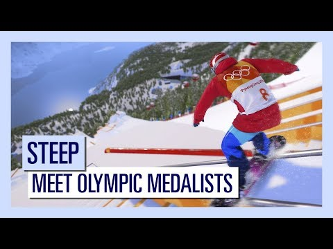STEEP™ Road to the Olympics - Olympic Athletes - Take the Journey