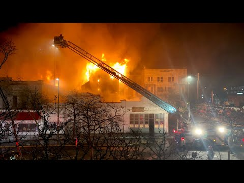 Hohl Feed & Seed In Bellingham Destroyed By Early Morning Fire