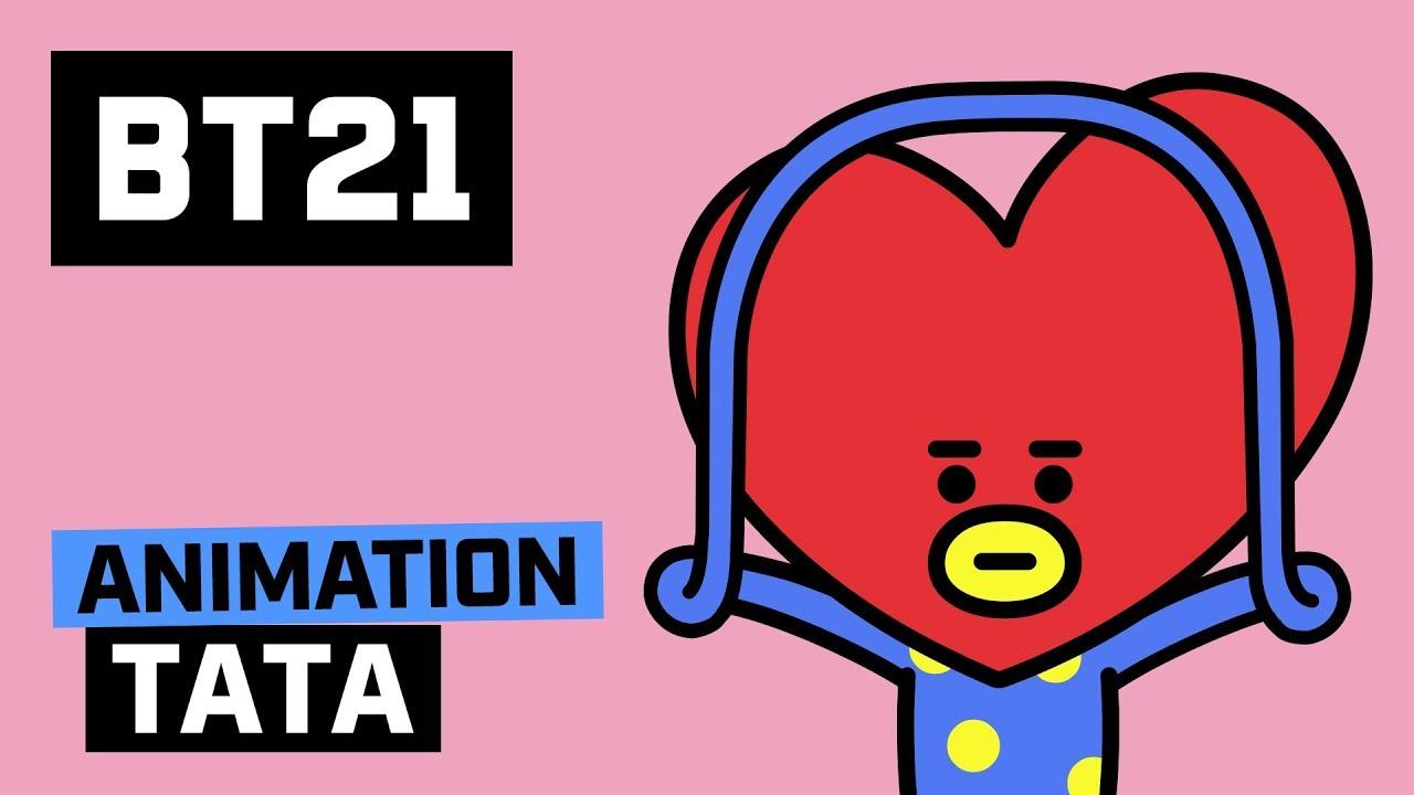 BT21 TATA~! - YouTube
