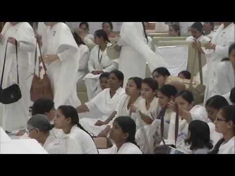 Madhuban Murli LIVE - 20/5/2018 (Sunday 7.00am to 8.00am IST)