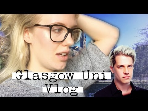 Milo Yiannopoulos Nominated for Glasgow Rector!? | University Vlog