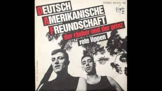 D.A.F. - Der Räuber Und Der Prinz (Ivan Smagghe Edit)