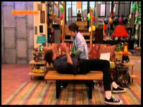 icarly itwins chuck γαμά�ο youtube