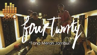 Download JBRC Live : Fourtwnty - Fana Merah Jambu Mp3