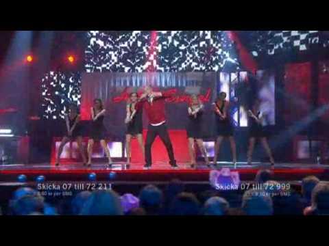 Frispråkarn - Singel (Melodifestivalen 2010 Eurovision Sweden)