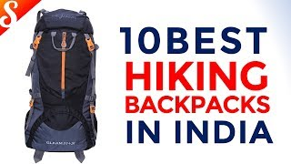 10 Best Rucksack / Hiking Backpacks in India with Price