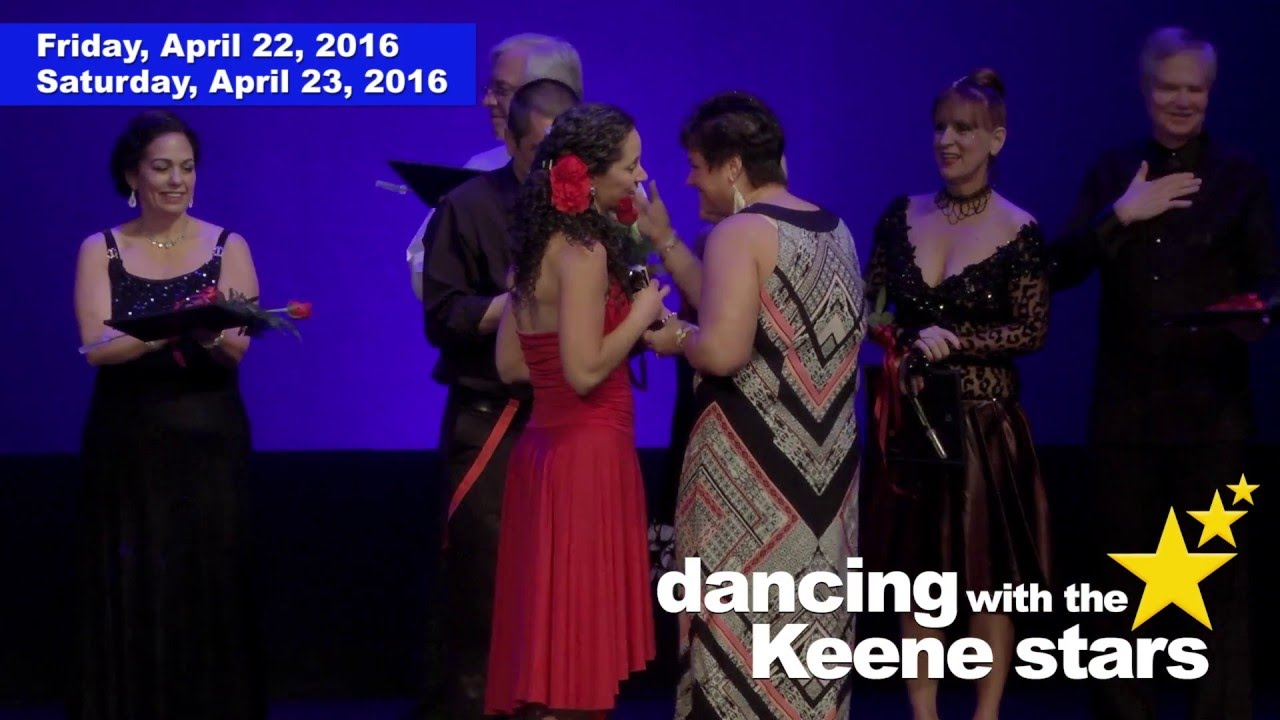 2016 Dancing With The Keene Stars Promo Youtube