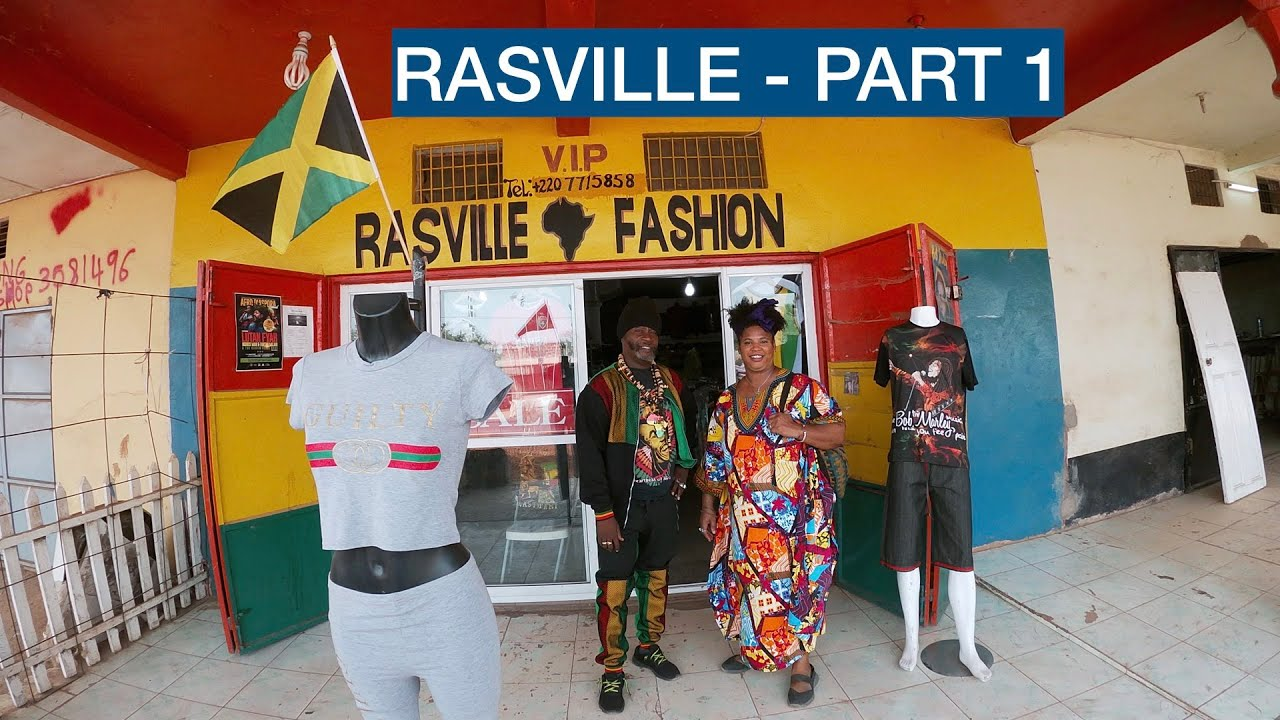 A GAMBIAN SUCCESS STORY RASVILLE - PART 1