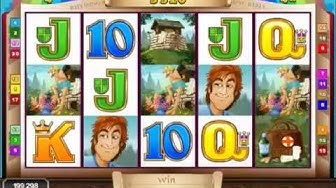 Rhyming Reels - Jack and Jill Slots Free Spins Feature