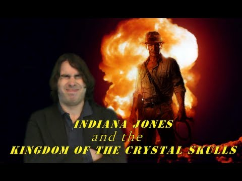 Movie Review: Indiana Jones and the Kingdom of the Crystal Skulls