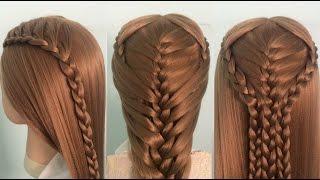 Các kiểu tết tóc đơn giản chỉ cần 5 phút thôi là ta có mái tóc thật đẹp!