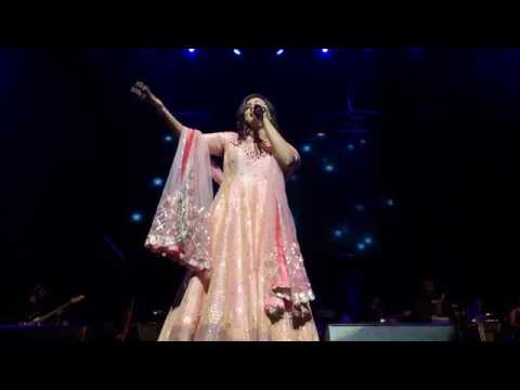 Shreya Ghoshal - Barso Re - Live In Birmingham UK